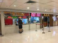 China Ferry Terminal Turbojet counter