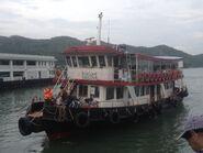 Ma Wan 1 Discovery Bay to Mui Wo 08-10-2016 2