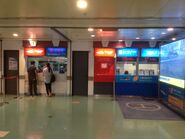 Macau Ferry Pier ticket office 3