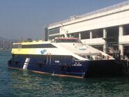 SEA SERENE Central to Lamma Island(Sok Kwu Wan) 17-04-2017