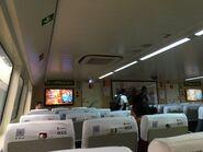 PENG XING 11 run Hong Kong Island to Shenzhen Shekou compartment 4