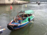 701959 Tung Chung to Sha Lo Wan speed boat 03-07-2016