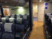 Kowloon to Macau(Taipa) compartment