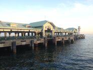 Disneyland Ferry Pier 4
