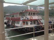 Mui Wo to Discovery Bay in Discovery Bay (Nim Shue Wan Landing Steps)
