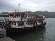 Mui Wo to Discovery Bay in Mui Wo Landing No2