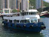圖庫:翠華船務香港仔至蒲台島航線