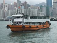 SING WAY II North Point to Hung Hom 31-08-2018