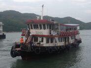 Ma Wan 1 Discovery Bay to Mui Wo 08-10-2016 3