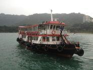 Ma Wan 1 Discovery Bay to Mui Wo 2