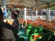 Tai O Boat Excursion compartment