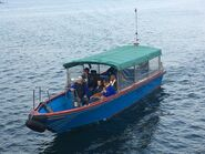 140411 Wong Shek to Tap Mun speedboat 27-01-2019