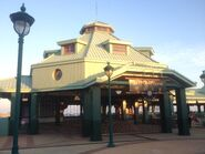 Disneyland Ferry Pier East Concourse