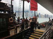 AQUALUNA Harbour Discovery Tour aboarding place in Tsim Sha Tsui 29-03-2019