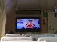 PENG XING 11 run Hong Kong Island to Shenzhen Shekou TV