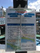Tsui Wah Ferry Service how to take other transport in Aberdeen notice