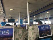 Hong Kong Island to Shenzhen Shekou compartment 08-07-2019