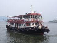 Ma Wan 1 Discovery Bay to Mui Wo 09-07-2016