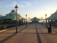 Disneyland Ferry Pier 3
