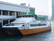 FIRST FERRY III Central to Cheung Chau 03-04-2018