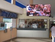 Discovery Bay Ferry Pier ticket office 01-07-2016