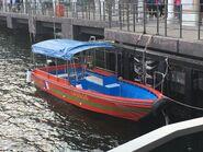 143055 Wong Shek to Tap Mun speedboat 27-01-2019