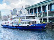 FORTUNE Fortune Ferry Central to Hung Hom ready park in Central 28-06-2020