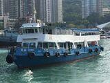 翠華船務香港仔至蒲台島航線