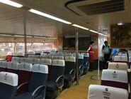 PENG XING 11 run Hong Kong Island to Shenzhen Shekou compartment 3