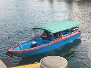 140411 Wong Shek to Ko Lau Wan special departure speedboat 23-04-2019