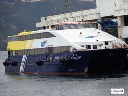 20140205 HKKF Sea Success@Peng Chau Ferry Pier