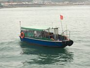 700770 Tung Chung to Sha Lo Wan speed boat 23-02-2019
