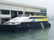 SEA SHINE Central to Lamma Island(Yung Shue Wan) 26-11-2019