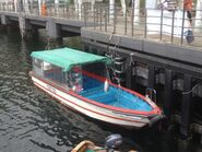 138793 Wong Shek to Tap Mun speed boat
