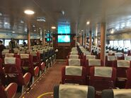 Hong Kong to Macau(Outer Harbour) compartment 1