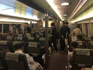 Hong Kong Island to Macau(Outer Harbour) compartment 1 30-01-2019