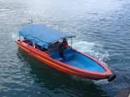141842 Wong Shek to Tap Mun speed boat