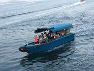 P41713K Wong Shek to Tap Mun speedboat 27-01-2019