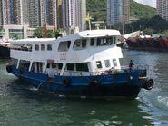 Tsui Wah 8 Abdereen to Lamma Island(Yung Shue Wan) 08-06-2017