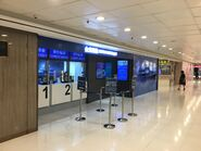China Ferry Terminal Cotai Water Jet counter