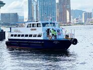 YAU KEE 28 Fortune Ferry Central to Hung Hom 30-06-2020