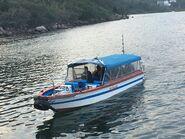 123008 Wong Shek to Tap Mun speedboat 27-01-2019