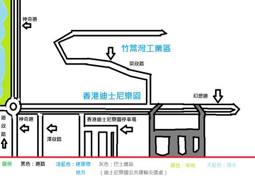 Fantasy Road And Wing Yan Road Floor