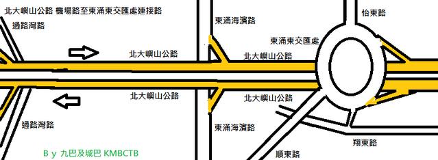 檔案:North Lantau Highway Plan A.png