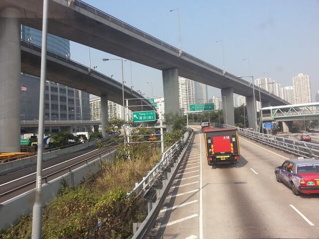 檔案:Tsuen Wan Road To TYS.jpg