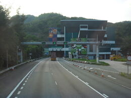 TaiLamTunnel YuenLongside