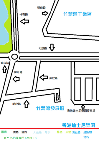 檔案:Long Yan Road And Chak Yan Road Floor.png