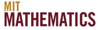 Mit-mathematics-logo