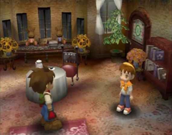 harvest moon a wonderful life special edition lumina guide