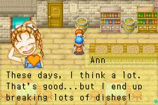 Orange Heart Ann